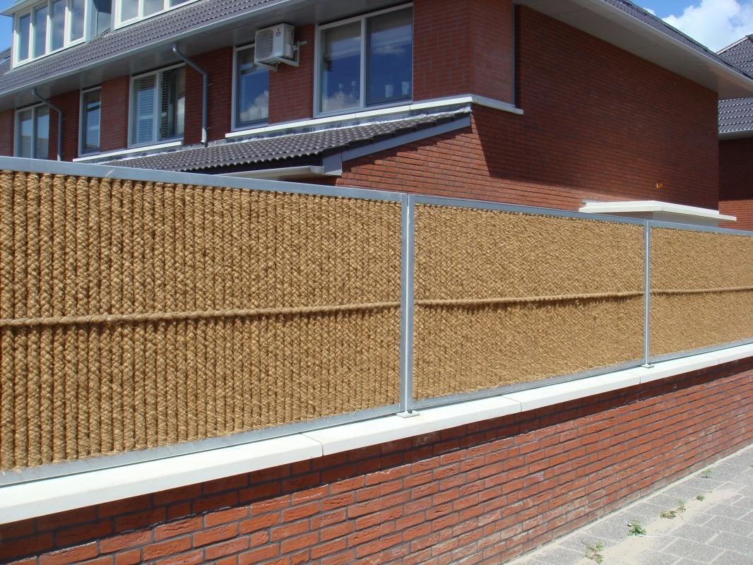 crans pare vue en fibres de coco kokosystems int. Black Bedroom Furniture Sets. Home Design Ideas